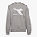 SWEATSHIRT CREW LOGO CHROMIA, LIGHT MIDDLE GREY MELANGE , swatch