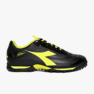 RB10 MARS R TF, BLACK/FLUO YELLOW DIADORA, medium