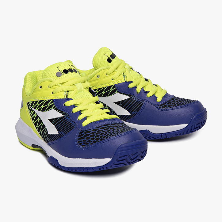 SPEED COMPETITION + Y, ROYAL/WHITE/YELLOW FLUO, large