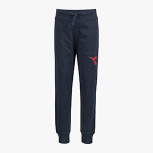 JU.CUFF PANTS FREGIO, BLUE CORSAIR , medium