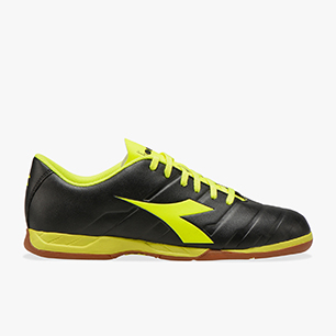PICHICHI 3 ID, BLACK/FLUO YELLOW DIADORA, medium