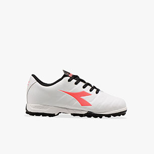PICHICHI 3 TF JR, WHITE/BLACK/RED FLUO, medium