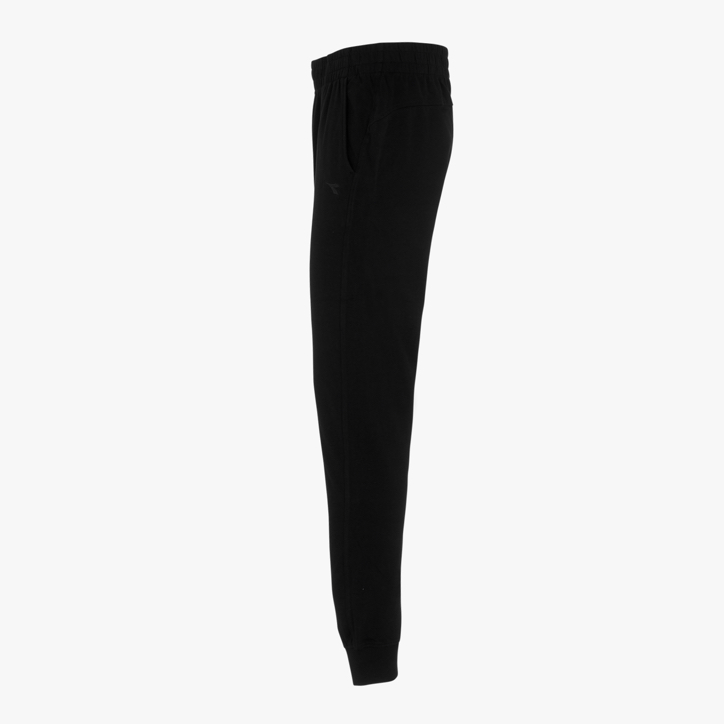CUFF PANTS, BLACK, large