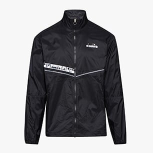 LIGHTWEIGHT WIND JACKET BE ONE, BLACK, medium