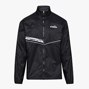 LIGHTWEIGHT WIND JACKET BE ONE, NEGRO, medium