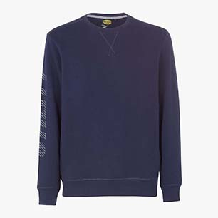 SWEATSHIRT FALCON II, BLUE CORSAIR, medium