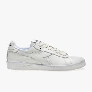 GAME L LOW WAXED, WHITE/WHITE/WHITE, medium