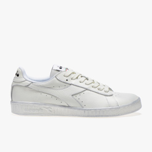 GAME L LOW WAXED, BLANCO/BLANCO/BLANCO, medium