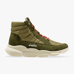 BOOT H, GREEN ROSEMARY, medium