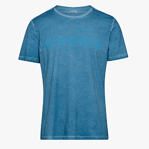 T-SHIRT SS 5PALLE USED, BLUE PEARL ARBOR, medium