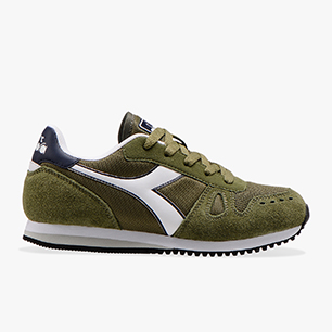 SIMPLE RUN GS, GREEN ROSEMARY, medium
