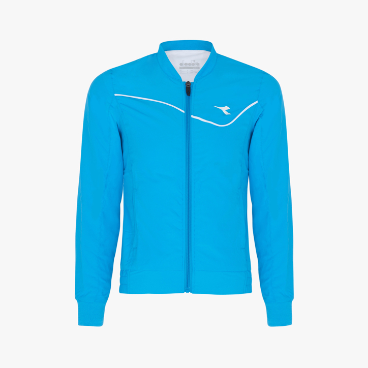 G. JACKET COURT, NEON BLUE, large