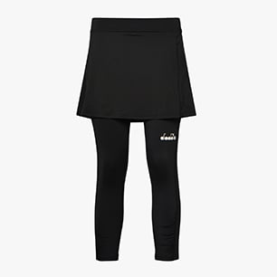 L. POWER SKIRT, BLACK, medium