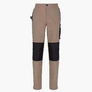PANT STRETCH ISO 13688:2013, BEIGE NATUREL, medium