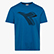 T-SHIRT SS FREGIO CLUB, MYKONOS BLUE, swatch