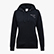 L.HOODIE SWEAT FREGIO, BLACK, swatch