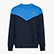 SWEATSHIRT CREW 5PALLE OFFSIDE V, DENIM BLUE, swatch