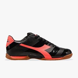RAPTOR R ID, BLACK/RED FLUO, medium