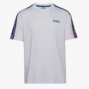 SS T-SHIRT OFFSIDE '95, OPTICAL WHITE, medium