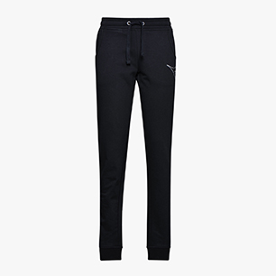 L.CUFF PANTS FREGIO, NEGRO, medium