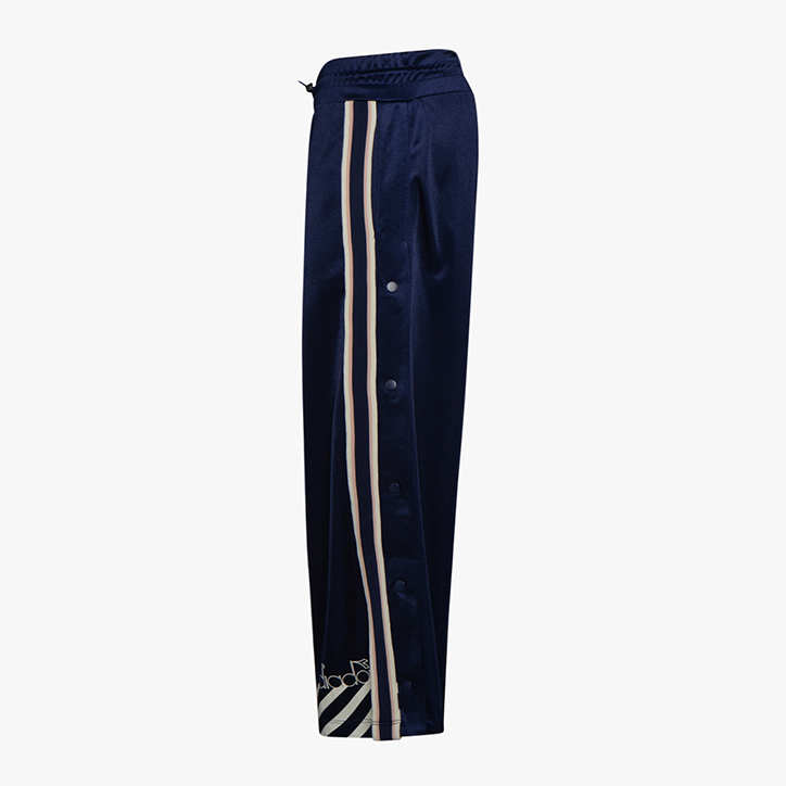 L. PANT BARRA, BLUE PLUM, large