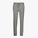 L.CUFF PANTS FREGIO, LIGHT MIDDLE GREY MELANGE, swatch
