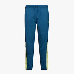 CUFF PANTS BLKBAR, BLUE MORROCAN, medium