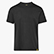 T-SHIRT MC ATONY ORGANIC, BLACK, swatch