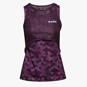 L. TANK R. FIT, OPT. PLUM PERFECT/BOYSENBERRY, medium