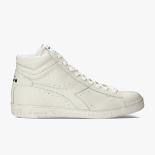 GAME L HIGH WAXED, WHITE/WHITE/WHITE, medium