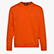 SWEATSHIRT FALCON II, VERMILLION ORANGE, swatch
