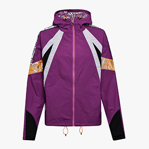 L. ISOTHERMAL JACKET BE ONE, VIOLET ZIRCON, medium