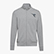 FZ. SWEAT FREGIO, LIGHT MIDDLE GREY MELANGE , swatch