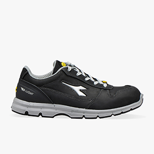 RUN LOW S3 SRC ESD, NEGRO, medium