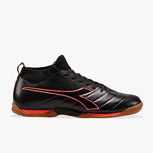 BRASIL ELITE R ID, BLACK/RED FLUO, medium