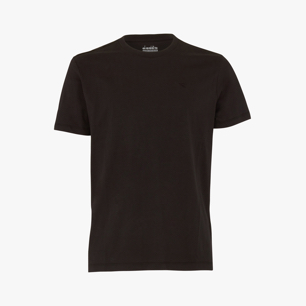 SS T-SHIRT, BLACK, medium