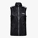 L. LIGHTWEIGHT VEST, BLACK, swatch