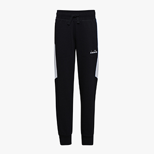 JB. PANT CUFF DIADORA CLUB, BLACK, medium