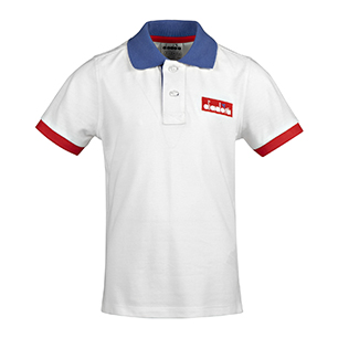 JB.SS POLO 5 PALLE, OPTICAL WHITE, medium