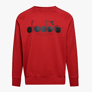 SWEATSHIRT CREW 5PALLE OFFSIDE, RED CAPITAL, medium