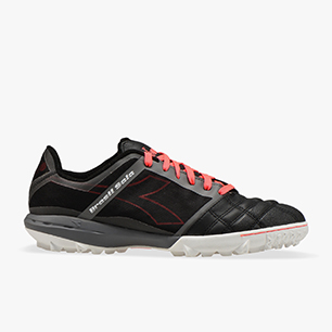 BRASIL SALA TF, BLACK/RED FLUO, medium