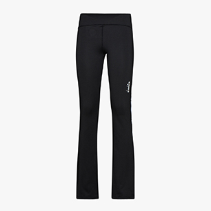 L. FLARE PANTS BE ONE, BLACK, medium