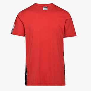 SS T-SHIRT TROFEO OC, TOMATO RED, medium
