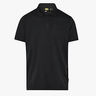 POLO MC INDUSTRY, NEGRO, medium