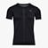 L. SS TECHFIT T-SHIRT, NERO, swatch