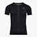 L. SS TECHFIT T-SHIRT, BLACK, swatch