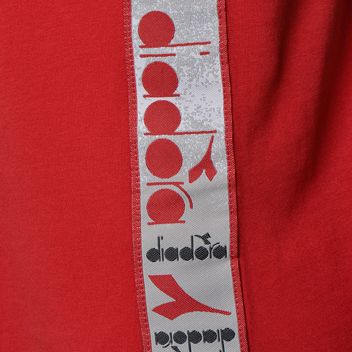 T-SHIRT SS 5PALLE OFFSIDE, RED CAPITAL, large