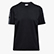 L. T-SHIRT SS TROFEO II, BLACK, swatch