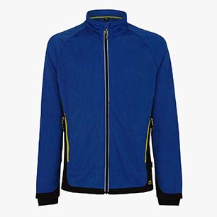 SWEAT FZ TRAIL ISO 13688:2013, MICRO BLUE, medium