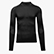 LS TURTLE NECK ACT, BLACK, swatch
